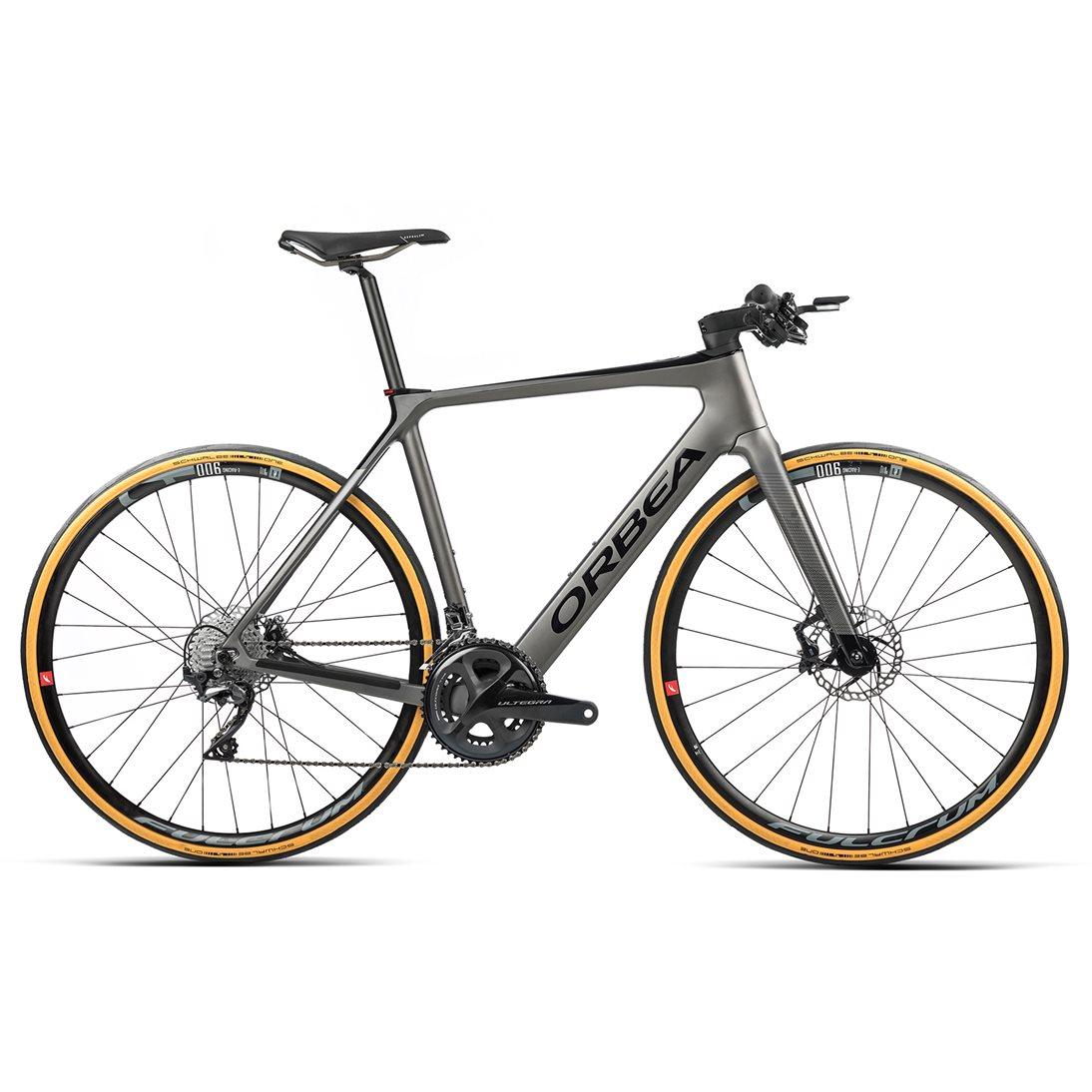 Orbea Gain M20 FlatBar Ultegra Electric Road Bike 2021