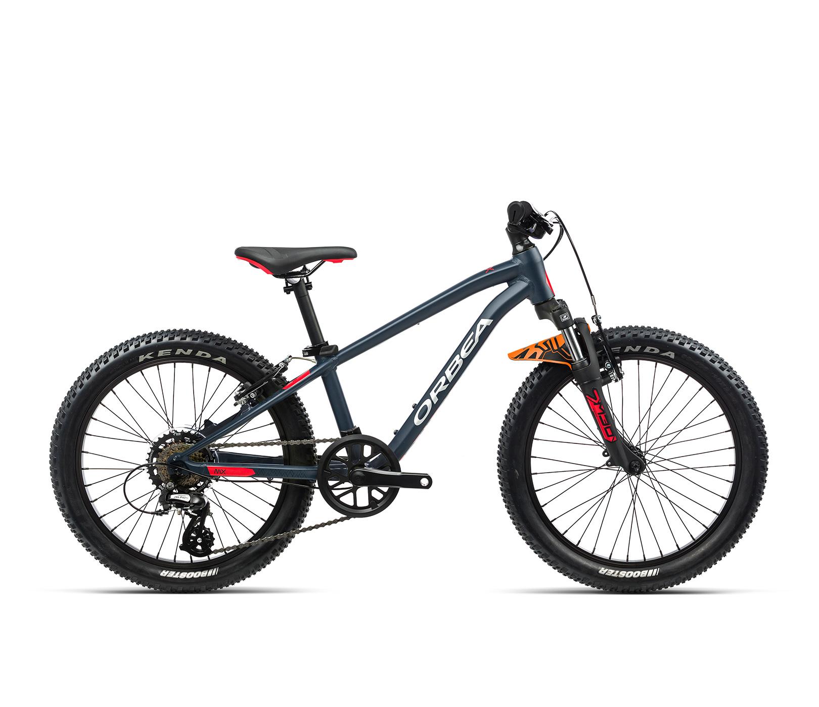 Orbea MX20 XC 20Inch Wheel Kids Mountain Bike 2021 Blue Bondi/Red