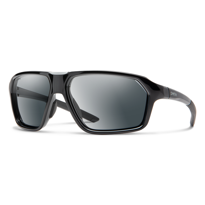 Tifosi Swank Single Lens Sunglasses Blue/smoke
