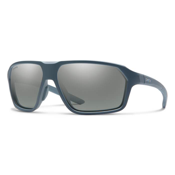 Tifosi Swank Single Lens Sunglasses Bright Green/electric Blue Smoke