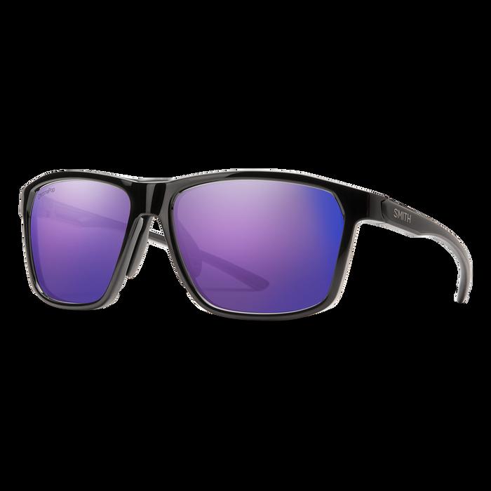 Tifosi Swank Single Lens Sunglasses Onyx Clear/smoke