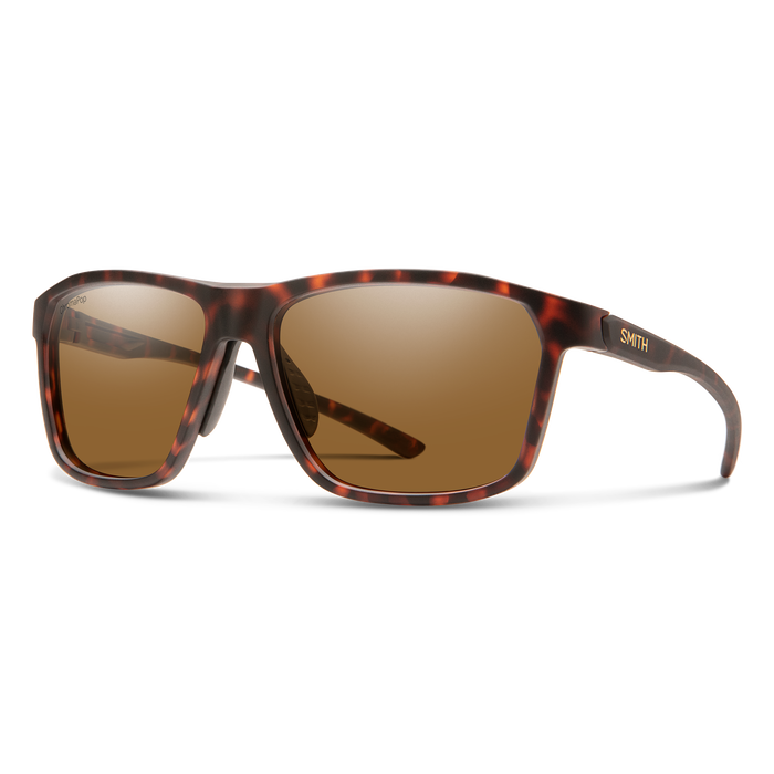 Tifosi Swank Single Lens Sunglasses Woodgrain/smoke