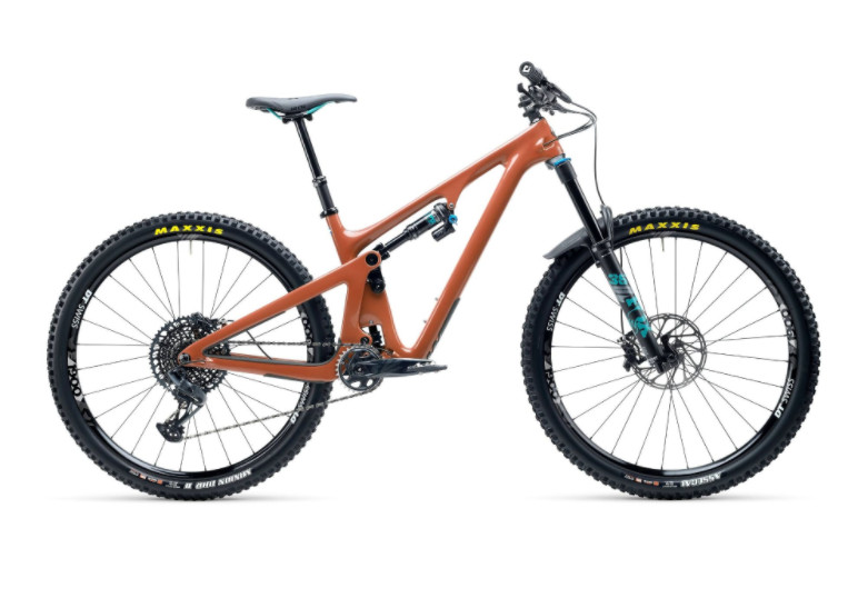 Yeti SB130 C Series Lunchride GX 29er Carbon Mountain Bike 2021 Brick