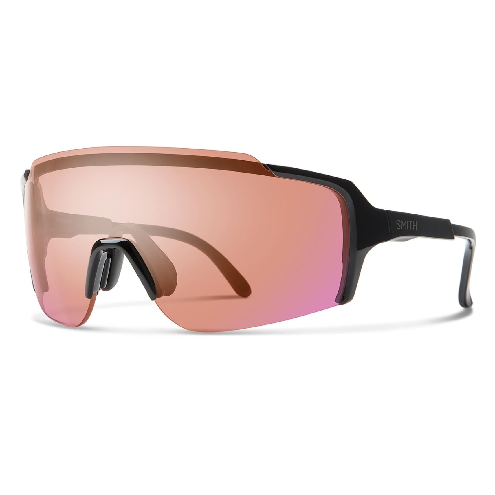 Tifosi Alliant Enliven Bike Sunglasses Crystal Black/enliven Red