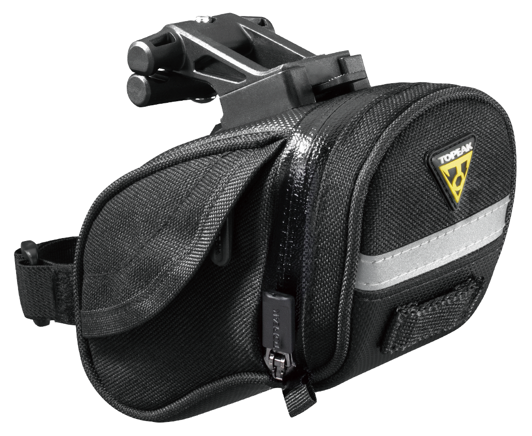 Topeak Aero Wedge Pack Dx Saddlebag Black