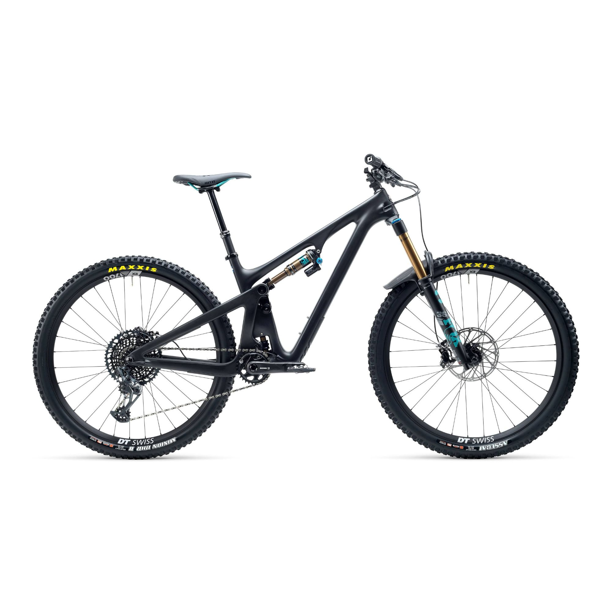 Yeti SB130 TSeries XO1 Lunchride 29er Carbon Mountain Bike 2021 RAW