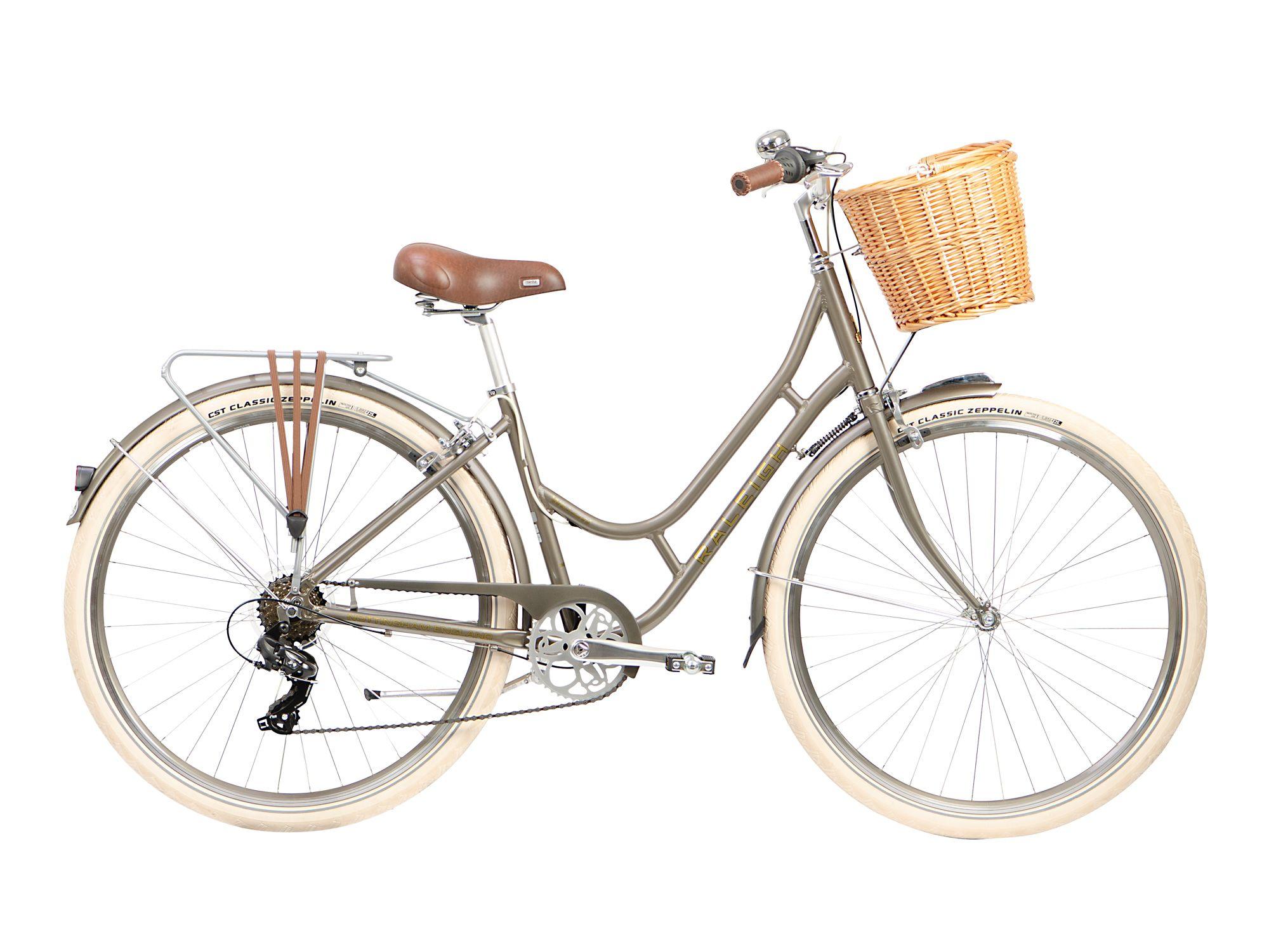 Raleigh Willow Low Step Hybrid Bike 2022 Bronze