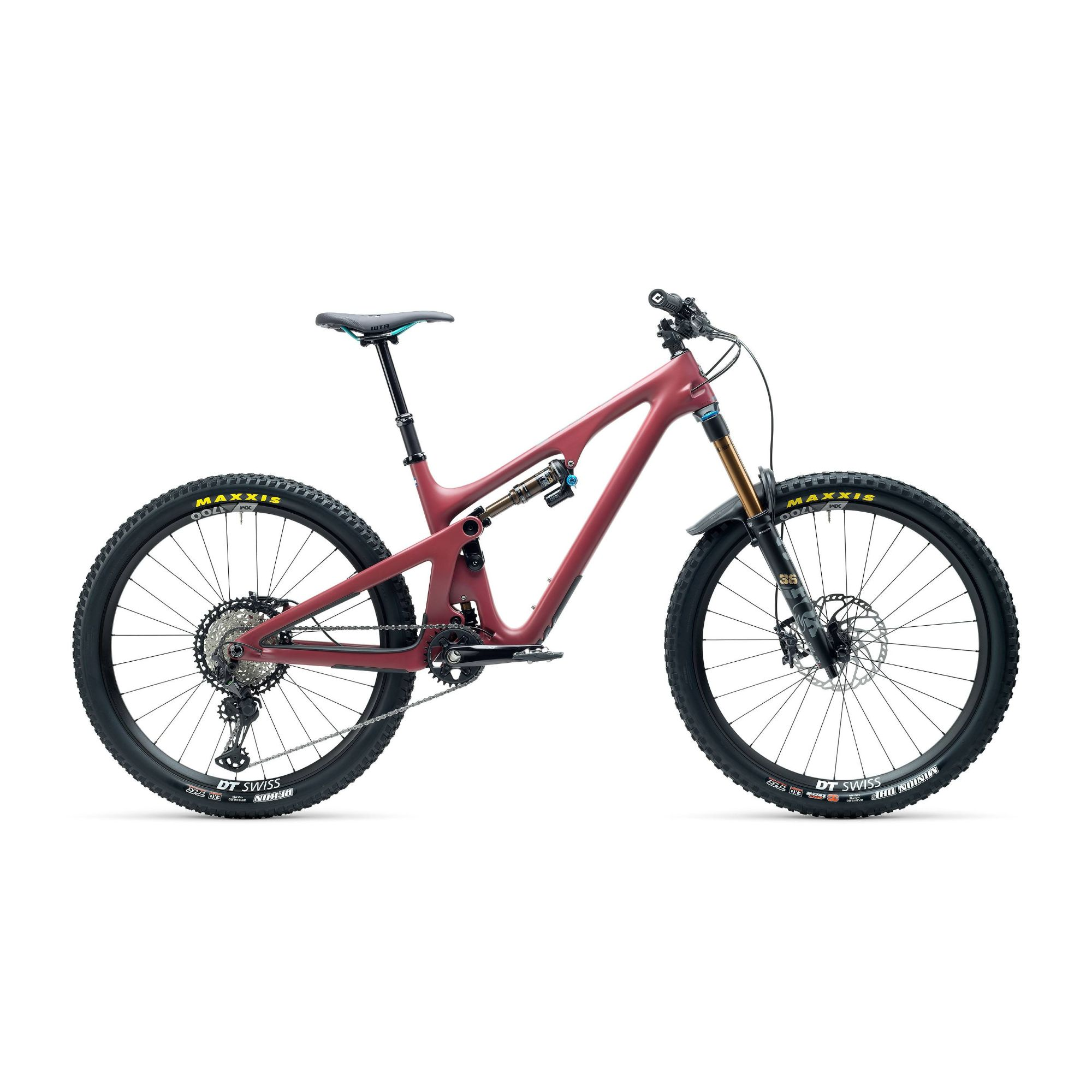 Yeti SB140 T Series T1 27.5 Shimano XT Carbon Mountain Bike 2021 Ron