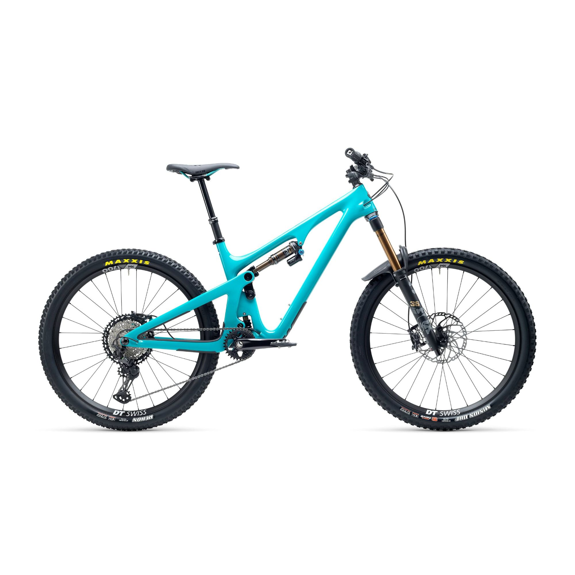 Yeti SB140 T Series T1 27.5  Shimano XT Carbon Mountain Bike 2021 Turq