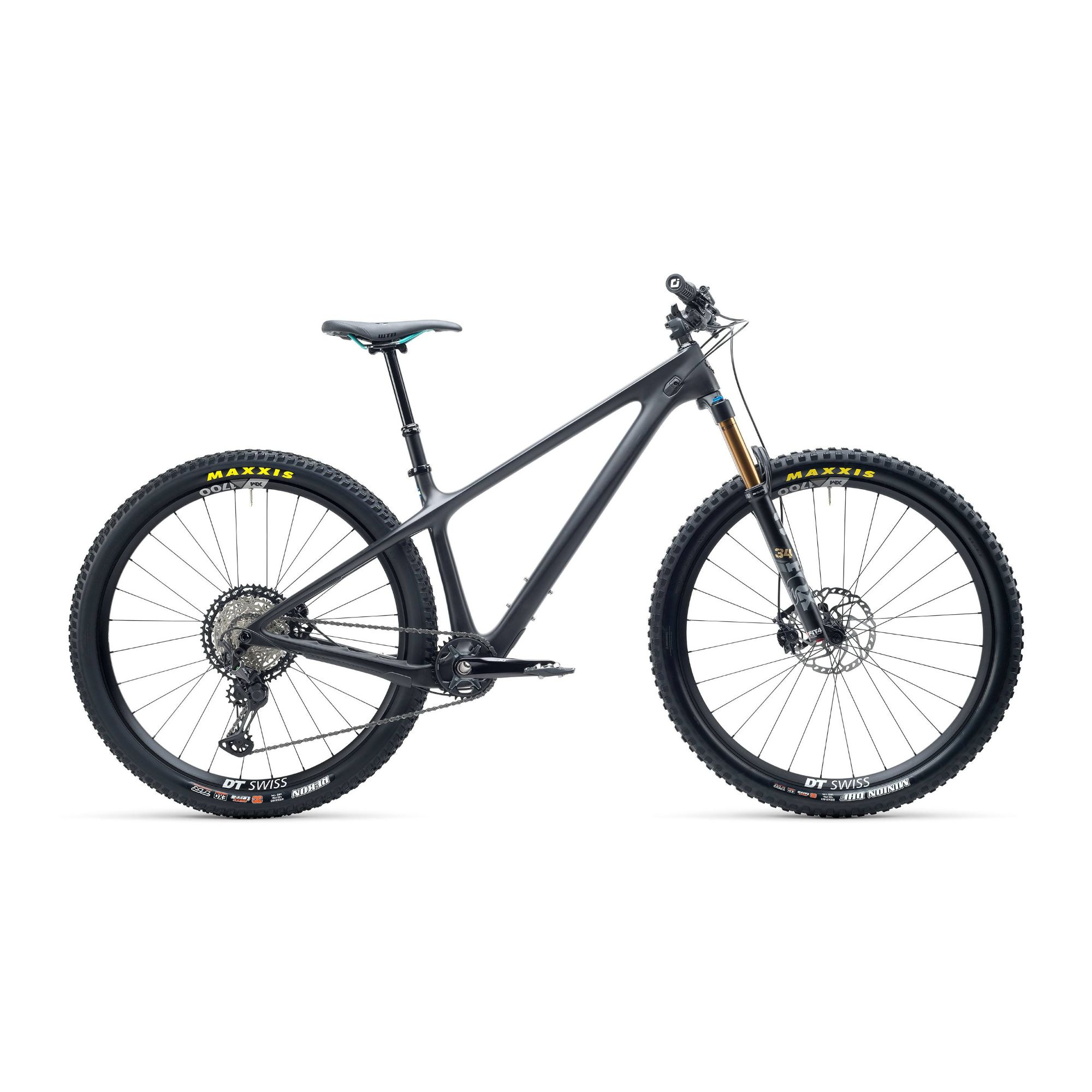 Yeti ARC T Series T1 29er XT Carbon Mountain Bike 2021 Raw/Grey