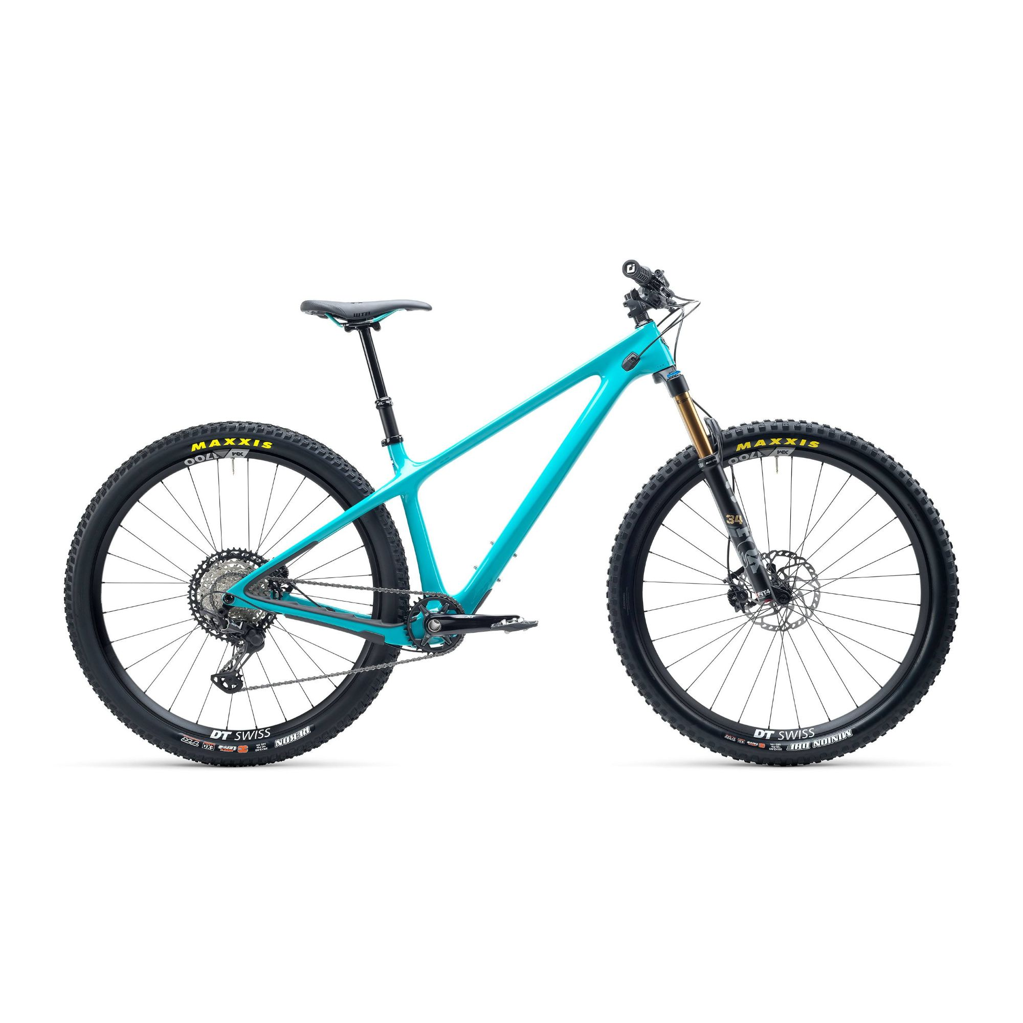 Yeti ARC T Series T1 29er XT Carbon Mountain Bike 2021 Turquoise