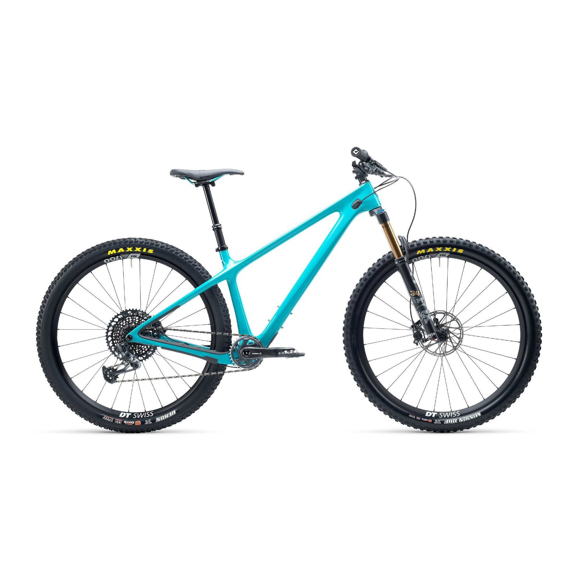 Yeti ARC T Series T2 XO1 29er Carbon Hardtail Mountain Bike 2021 Turq