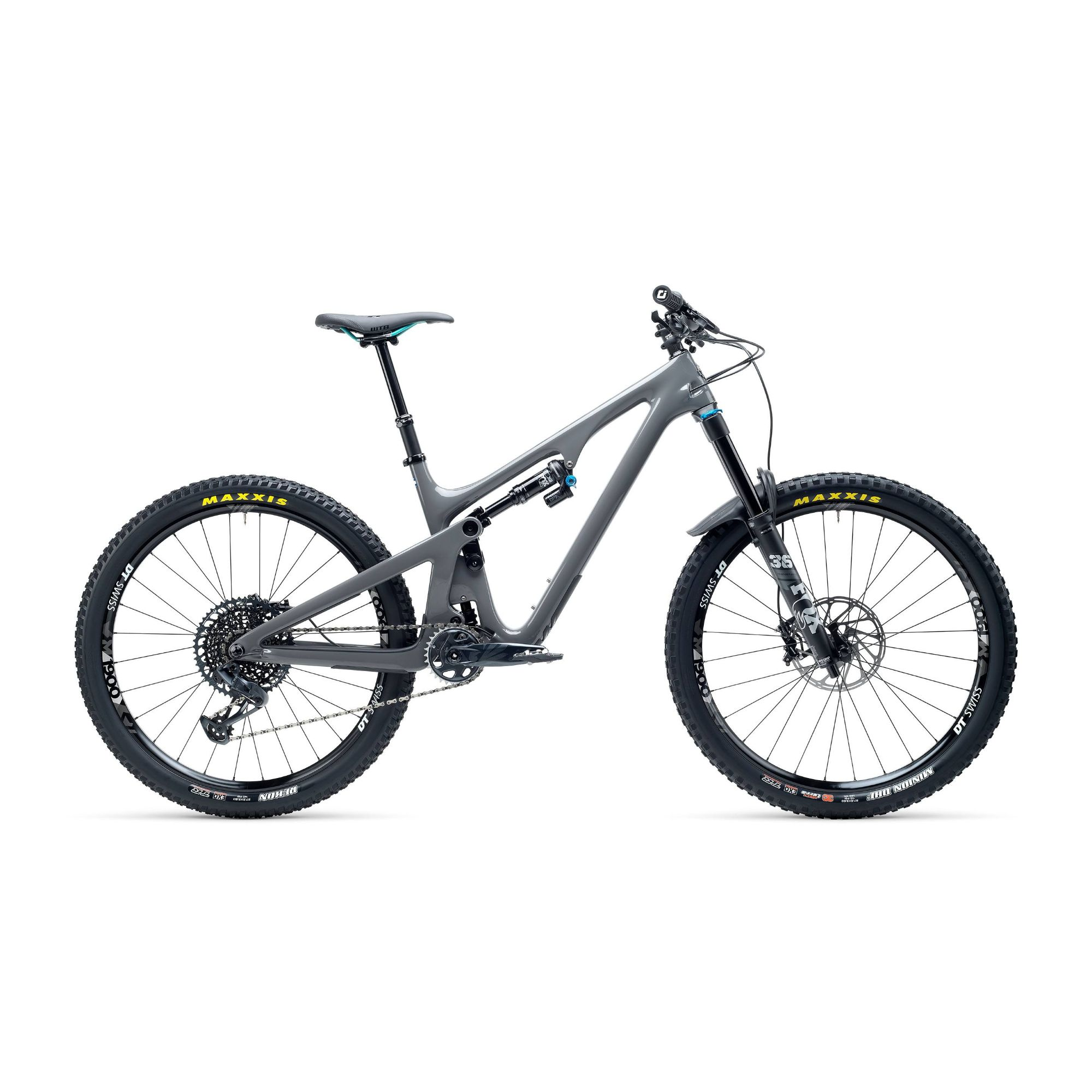 Yeti SB140 CSeries C2 GX Eagle 27.5 12spd Carbon Mountain Bike Smoke