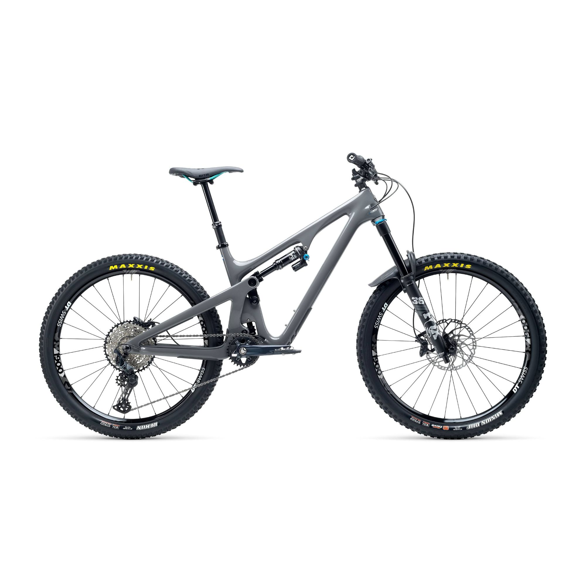 Yeti SB140 C-Series C1 27.5 SLX 12spd Carbon Mountain Bike 2021 Smoke