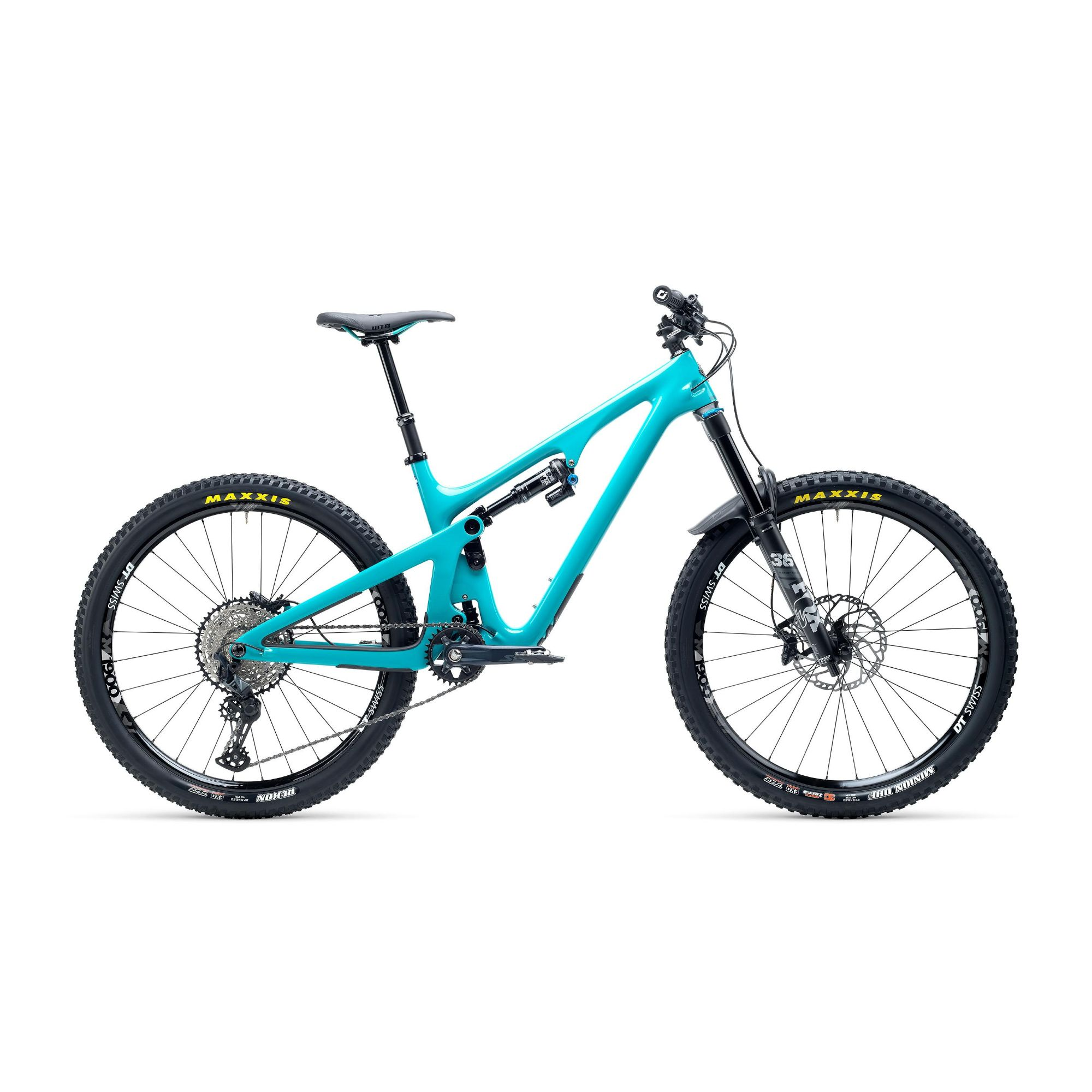 Yeti SB140 CSeries C1 27.5 SLX 12spd Carbon Mountain Bike 2021 Turq
