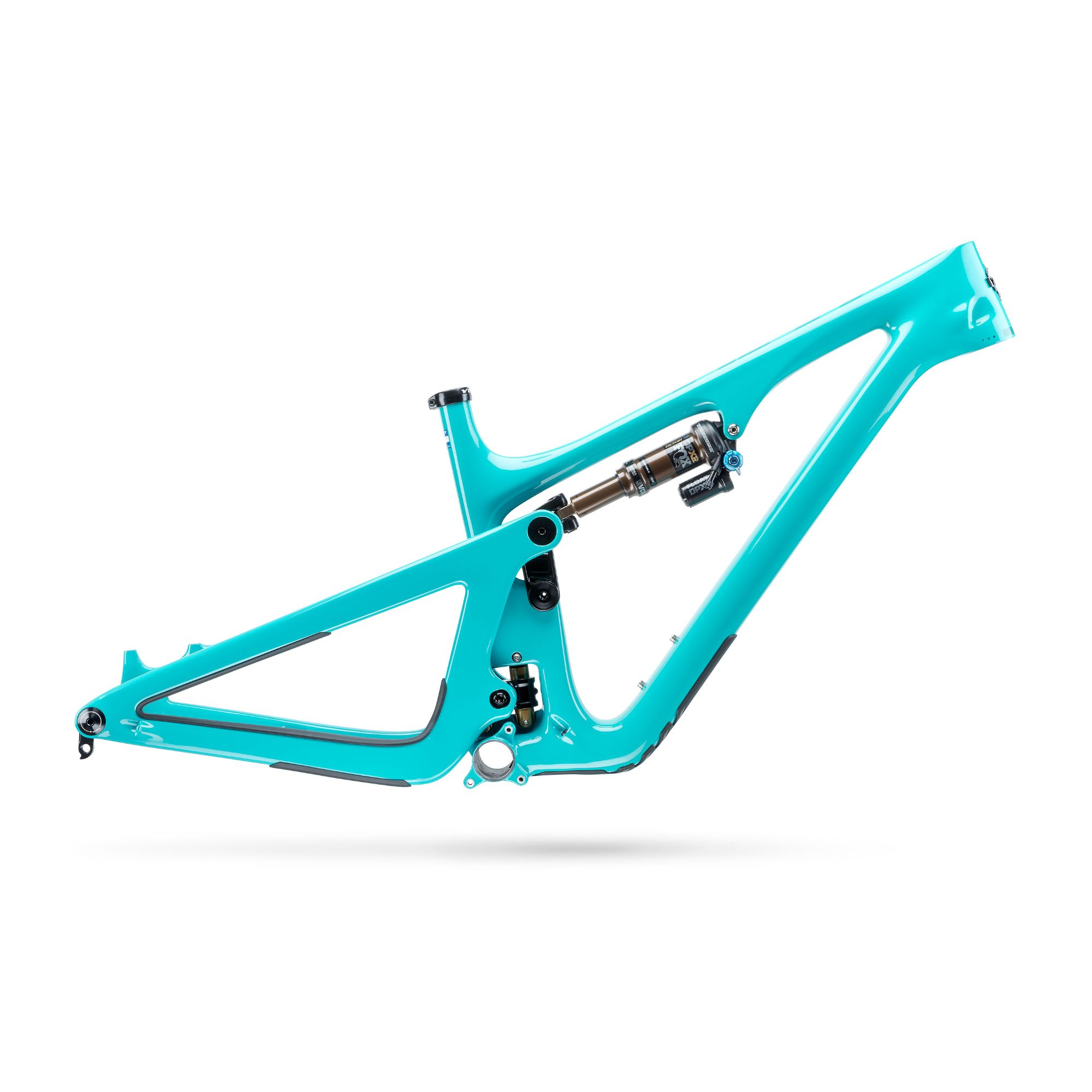 Yeti SB140 T Series 27.5 Carbon Mountain Bike Frame 2021 Turquoise