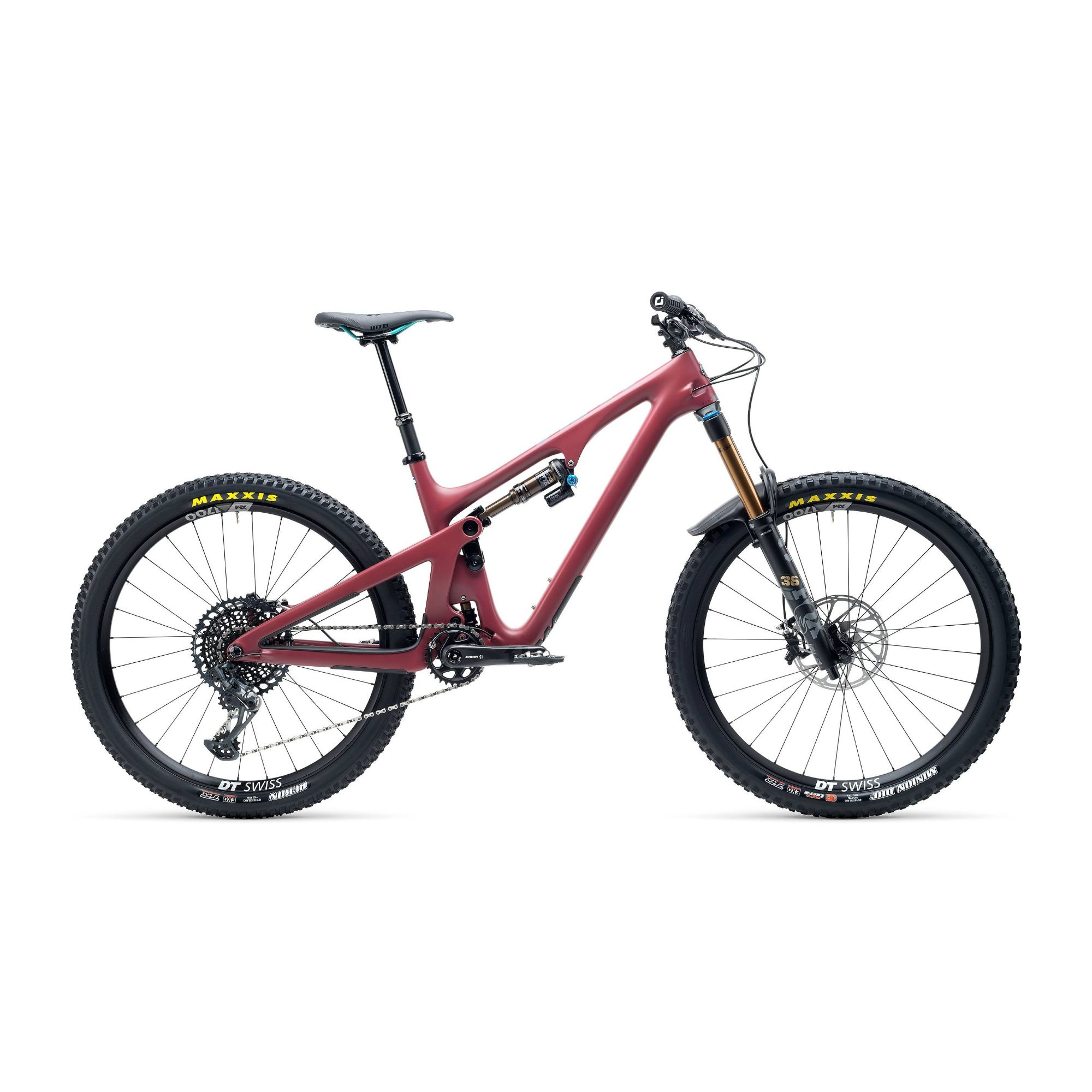 Yeti SB140 T Series T2 27.5 GX Eagle Carbon Mountain Bike 2021 RON