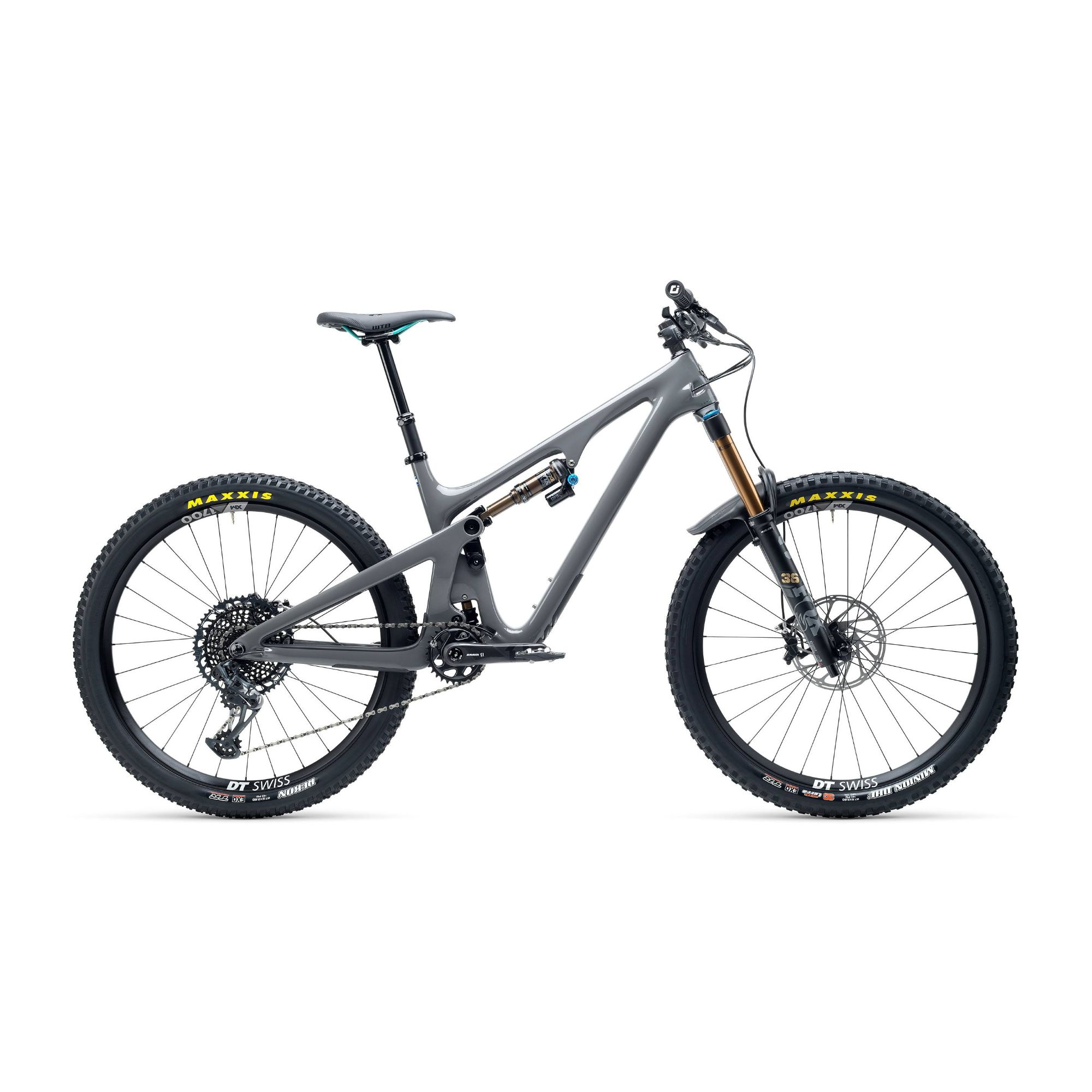 Yeti SB140 T Series T2 27.5 GX Eagle Carbon Mountain Bike 2021 SMOKE