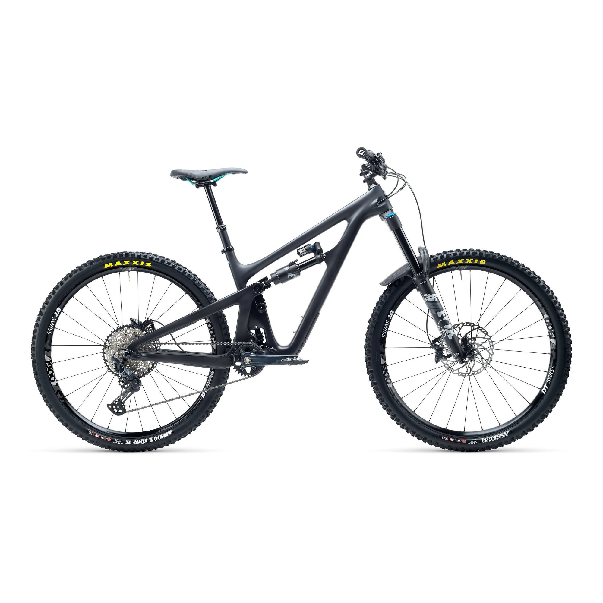 Yeti SB150 C Series C1 29ER SLX Carbon Mountain Bike 2021 Raw/Grey