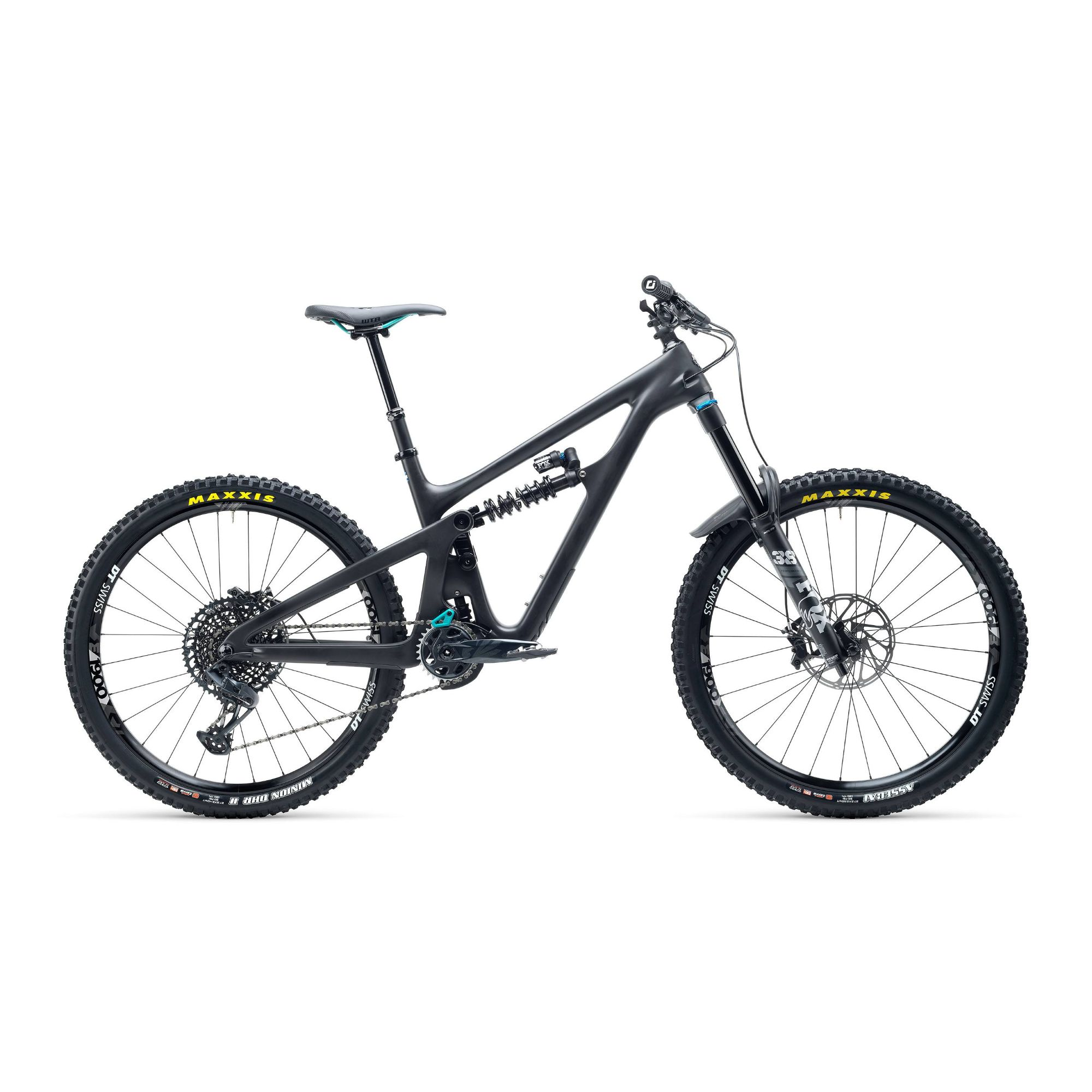 Yeti SB165 C Series C2 27.5 GX Carbon Mountain Bike 2021 Raw / Grey