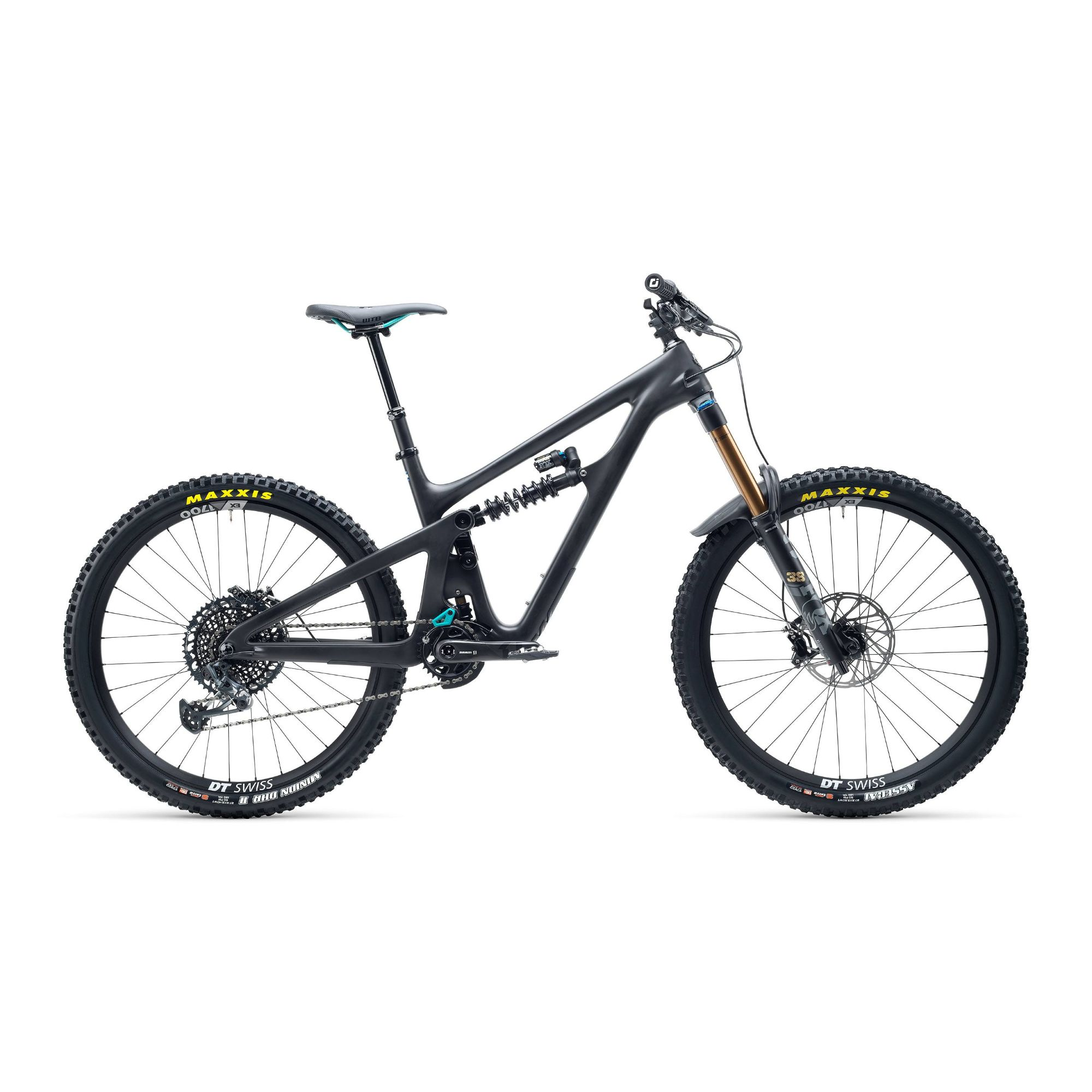 Yeti SB165 T Series T2 27.5 GX Carbon Mountain Bike 2021 RAW / GREY