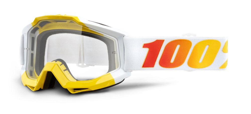 100 Percent Accuri Goggles Astra/clear Lens
