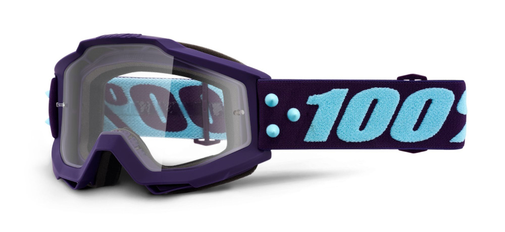 100 Percent Accuri Goggles Maneuver/clear Lens