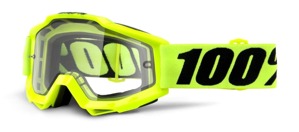 100 Percent Accuri Mirror Goggles Athleto/silver