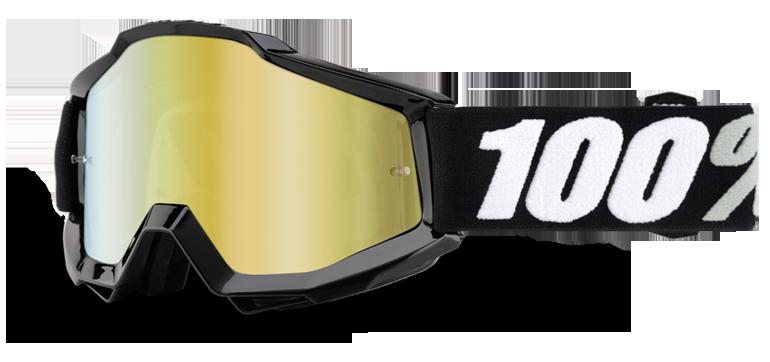 100 Percent Accuri Goggles Tear Offs Standard