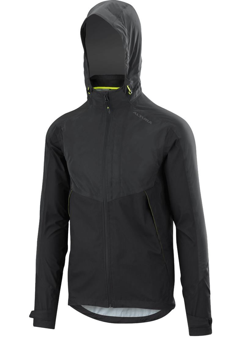 altura mens nightvision thunderstorm jacket grey