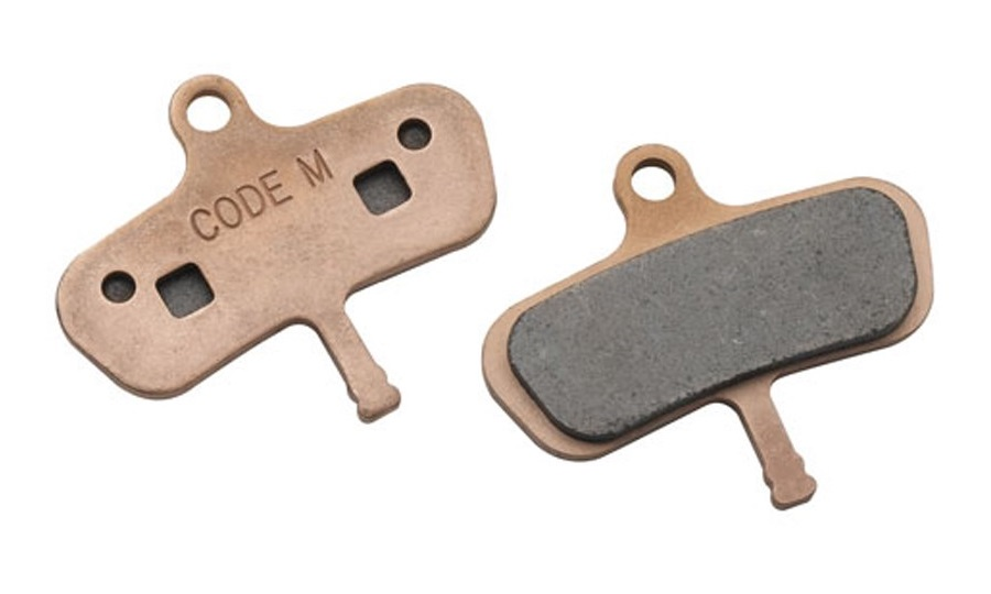 Sram Avid Code My07-10 Sintered/steel Disc Brake Pads