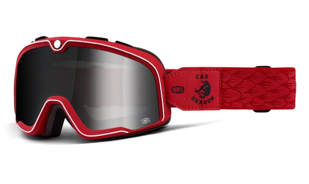 100 Percent Barstow Goggles Rat Race/bronze Lens