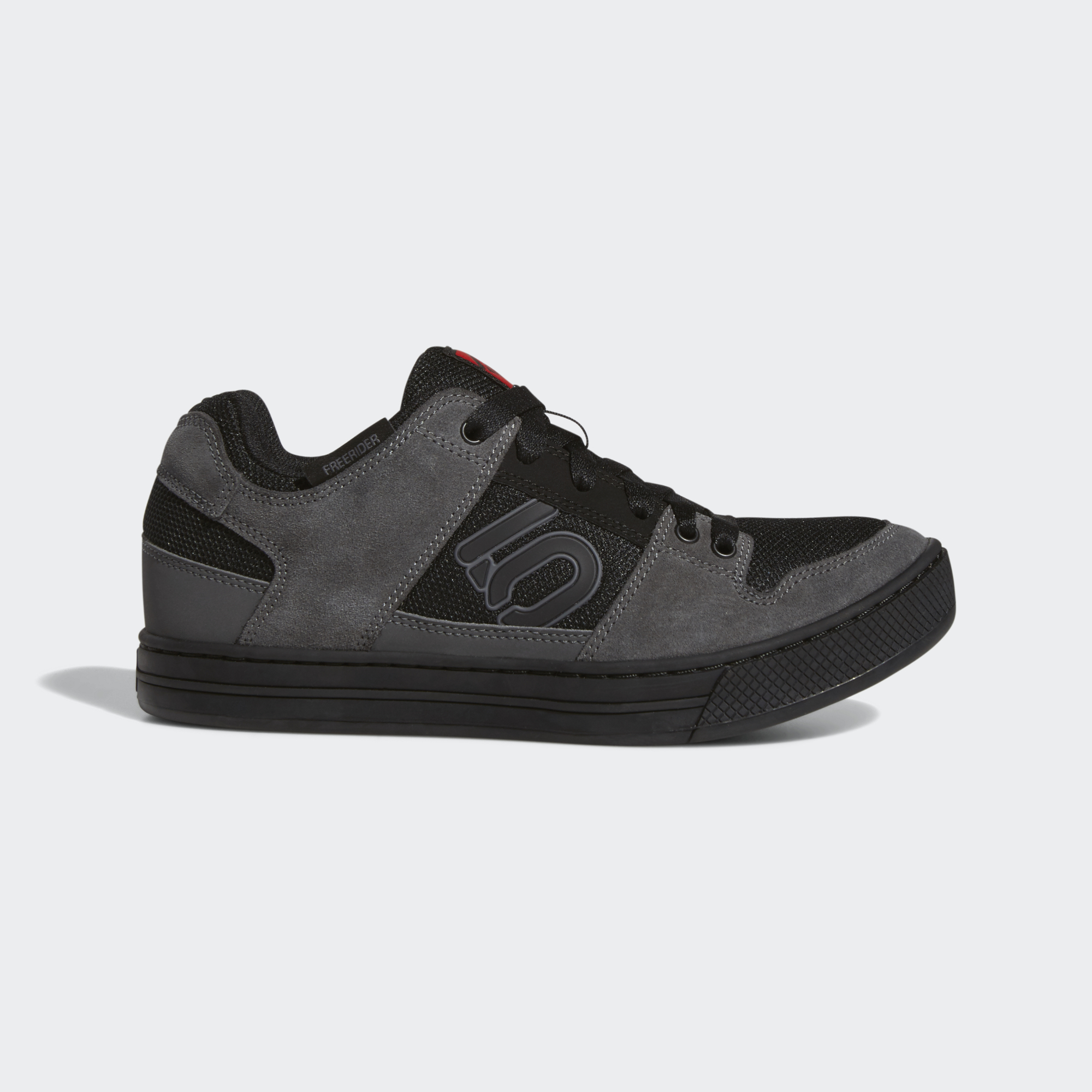 Five Ten Freerider Men/'s Flat Shoe Black//Khaki 9.5