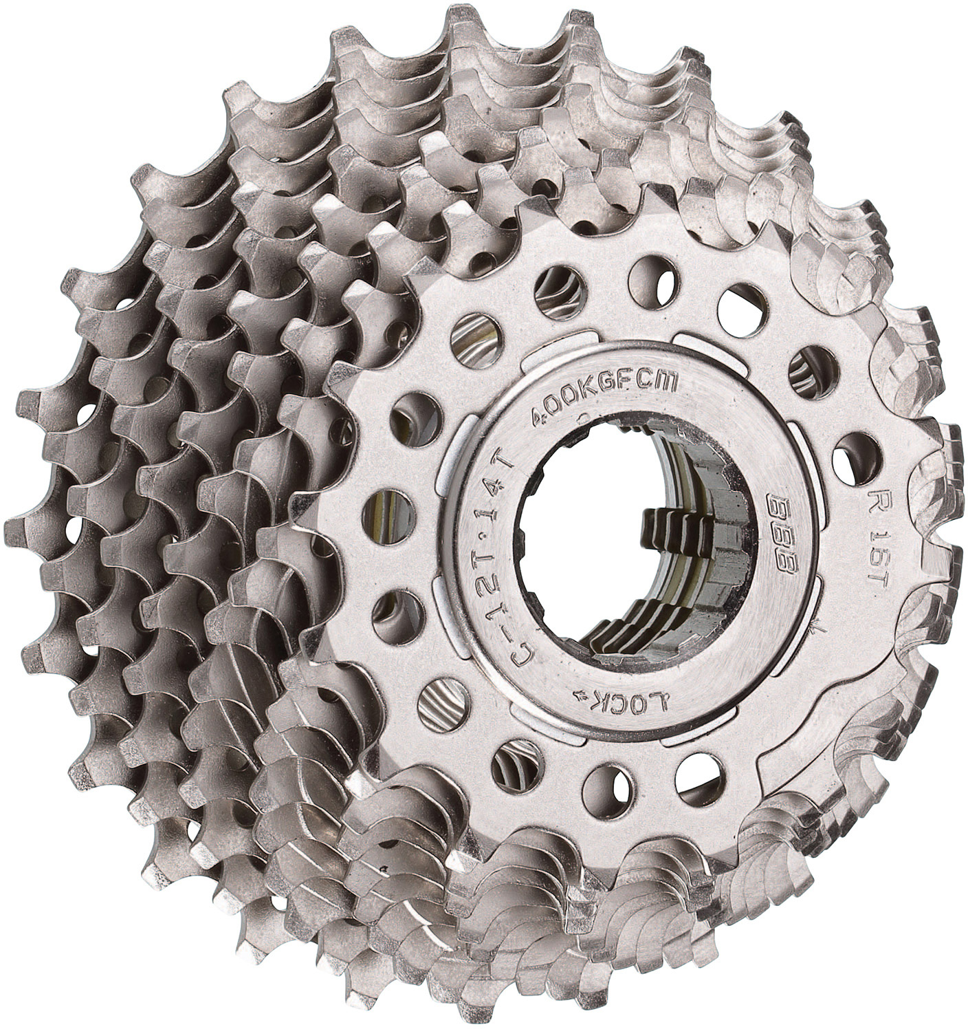 BBB BCS-10c 10 Speed Campagnolo Cassette 16-25T Silver