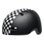 Bell Lil Ripper Kids Helmet Checkers Matte Black/White