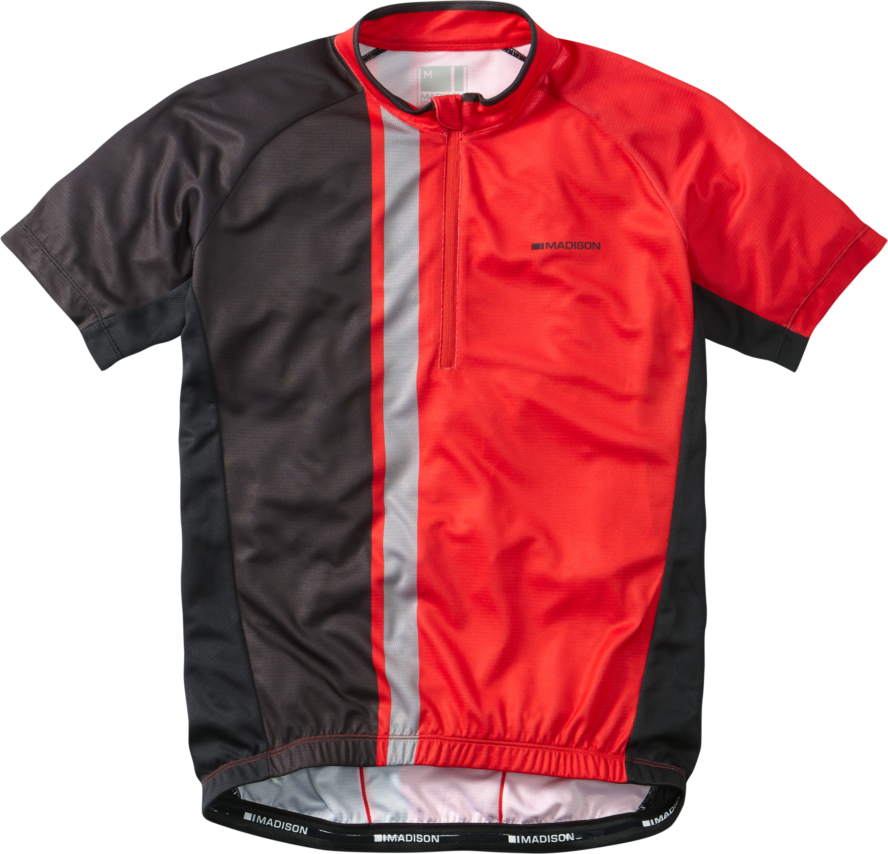 Madison Tour Ss Jersey Red/black
