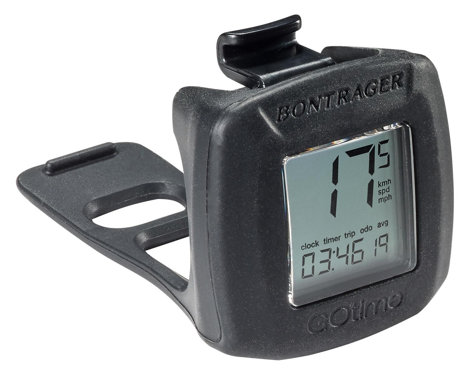 Image of Bontrager GOtime Cycling Computer Black