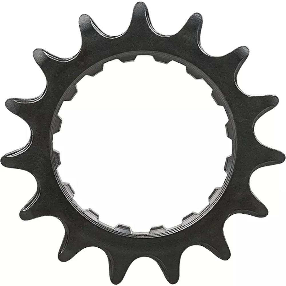 Bosch 2 Boost DM Chainring 15T Black