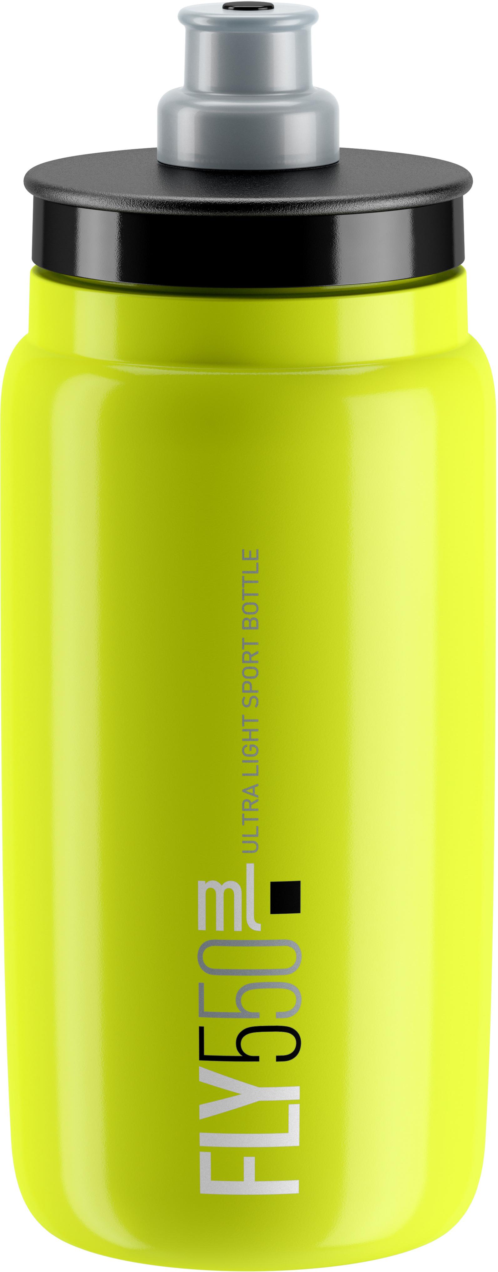 Fabric Gripper Bottle Black/clear