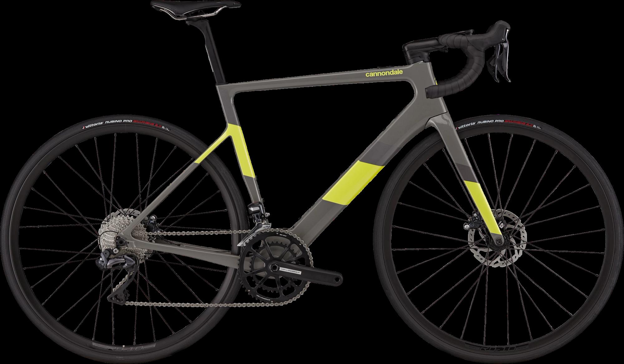 Cannondale SuperSix  EVO Neo 2 ULTG Di2 Electric Road Bike 2021 Grey