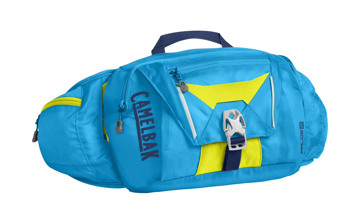 authentic quality super specials exclusive shoes Camelbak Palos LR4 1.5L Lumbar Hydration Pack Blue/Sulphur Spring ...