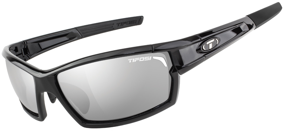 Tifosi Camrock Full Frame Sunglasses With Interchangeable Lens Black
