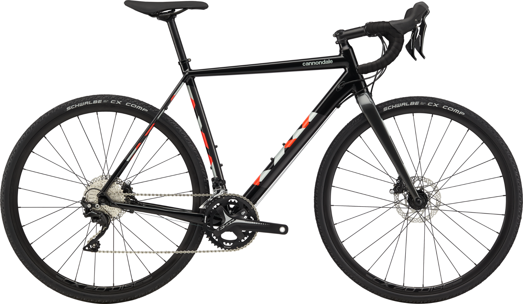 Cannondale CAADX 105 Cyclocross Bike 2020 Black Pearl