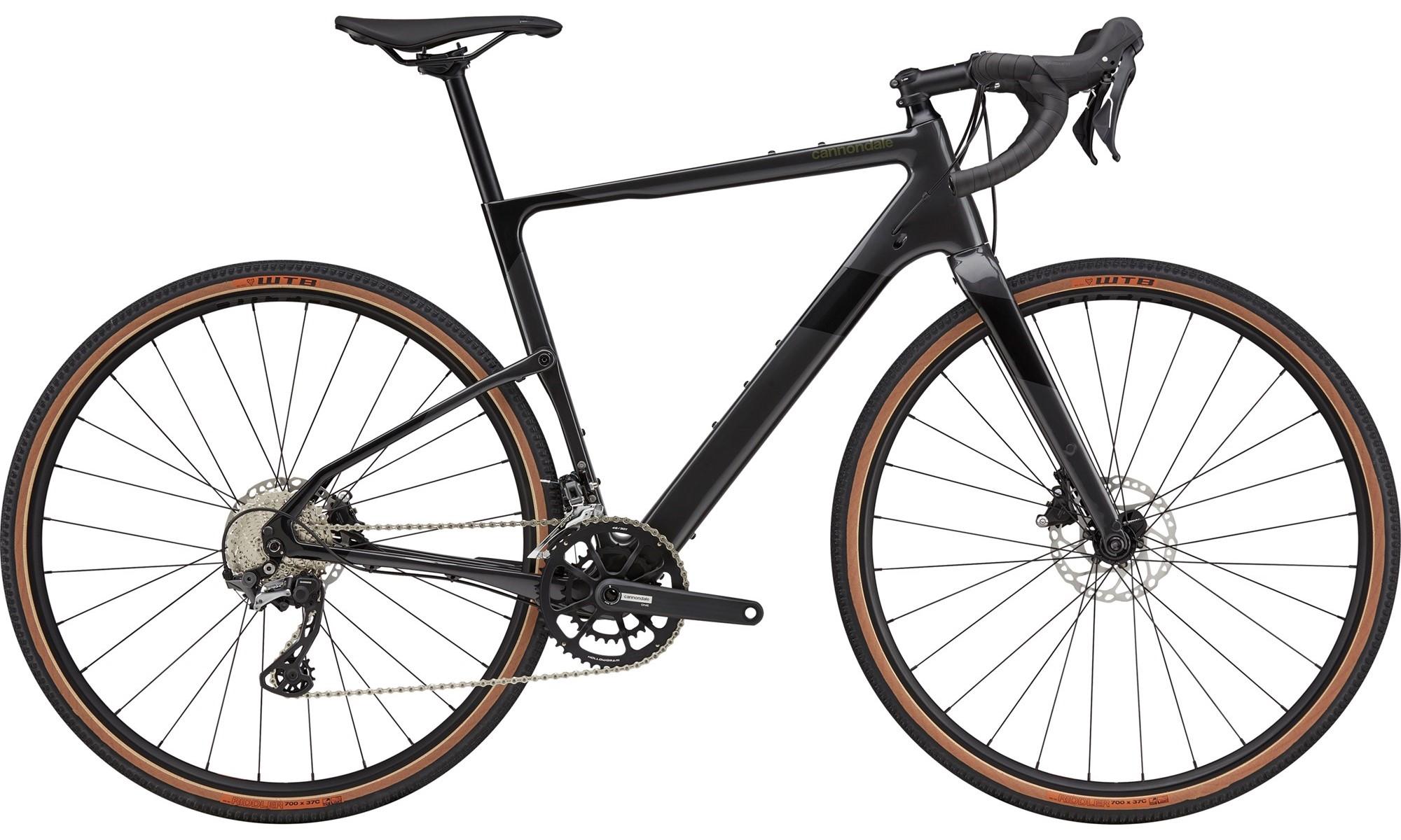 Cannondale Topstone Carbon 5 Gravel Bike 2021 Graphite