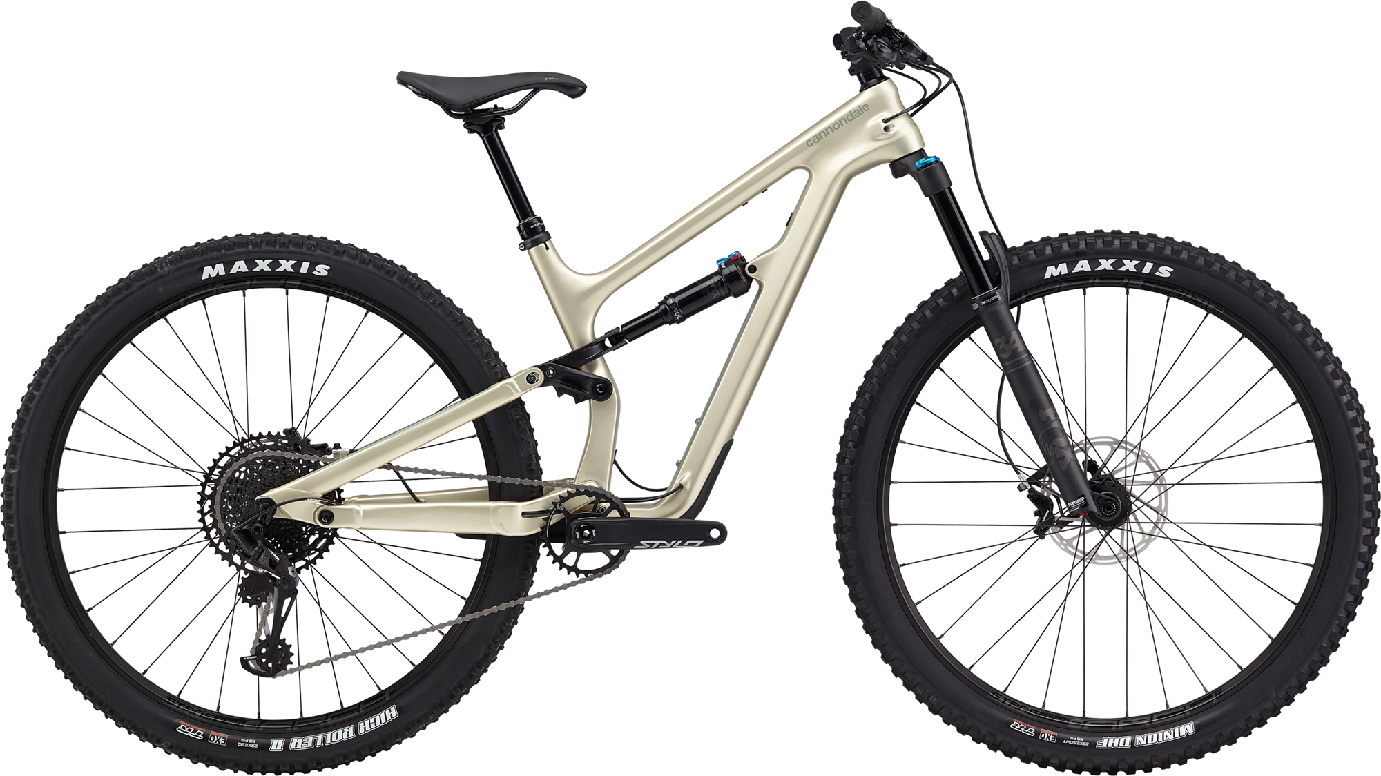 Cannondale Habit Carbon 1 Womens 29er Mountain Bike 2020 Champagne