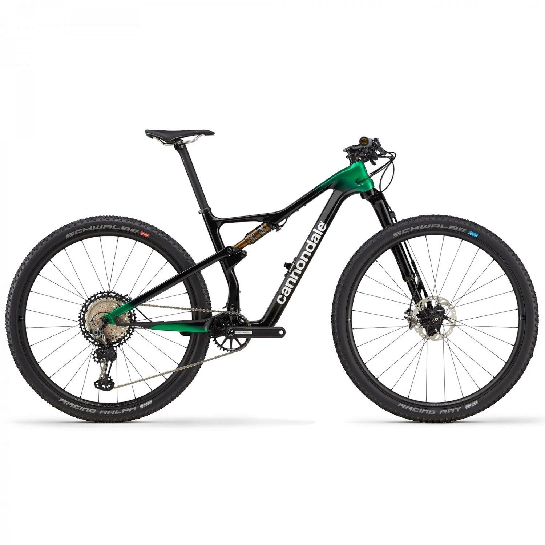 Cannondale Scalpel HM 1 29er Mountain Bike 2021 Team Replica