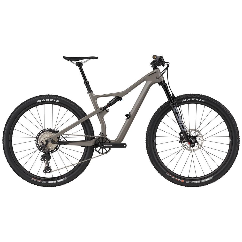 Cube Aim Allroad Mountain Bike 2021 Pinetree/yellow