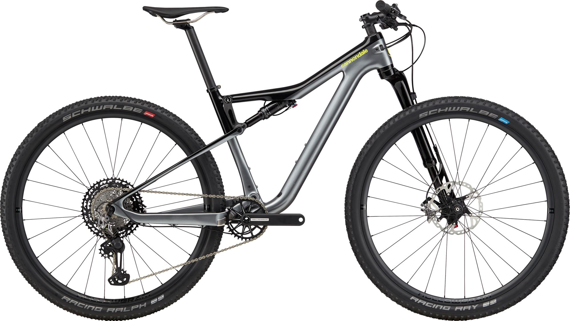 Cannondale Scalpel Si Carbon XT Mountain Bike 2020 Charcoal Grey