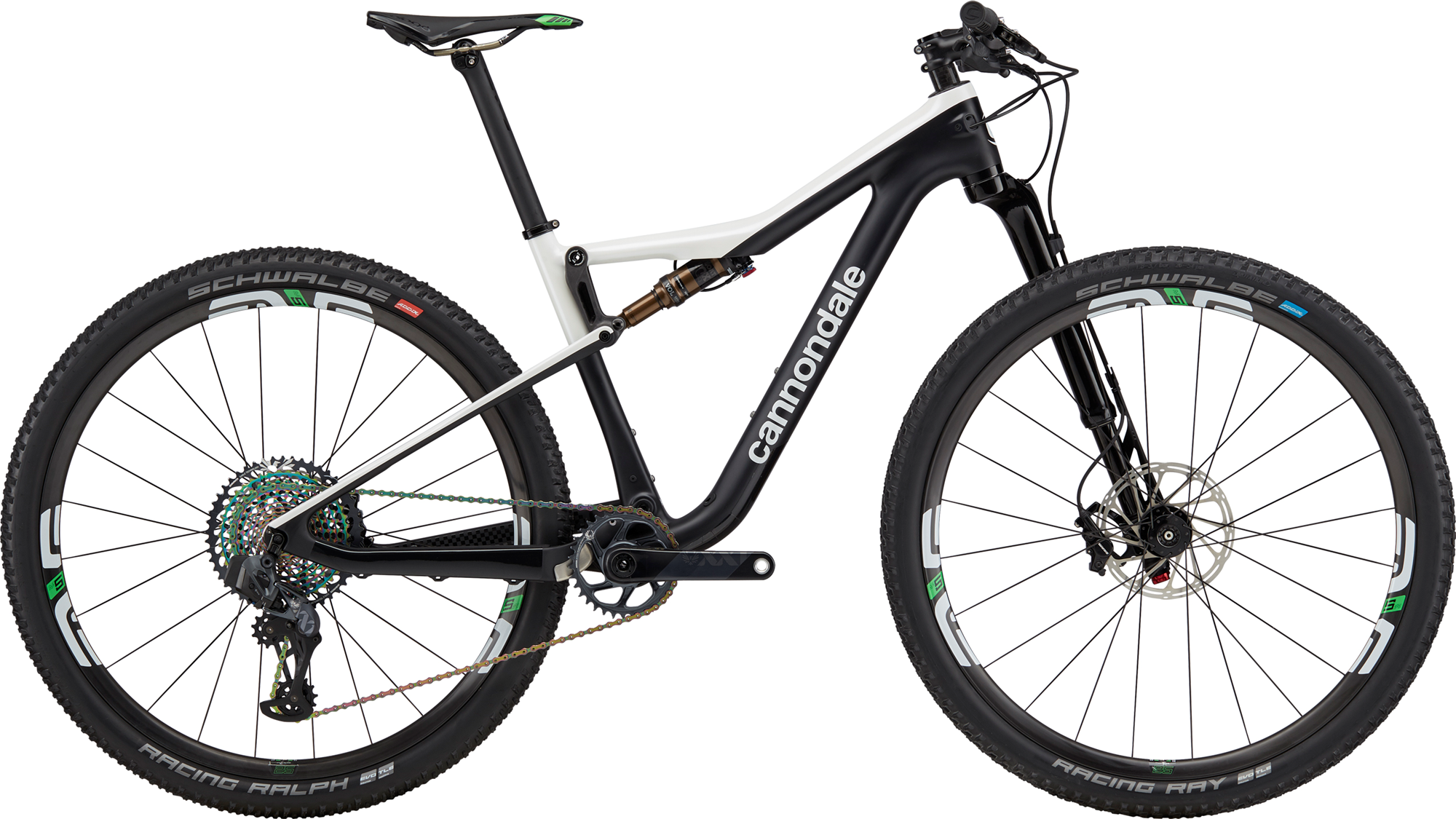 Cannondale Scalpel Si Hi Mod XX1 AXS World Cup Replica Bike 2020 Black