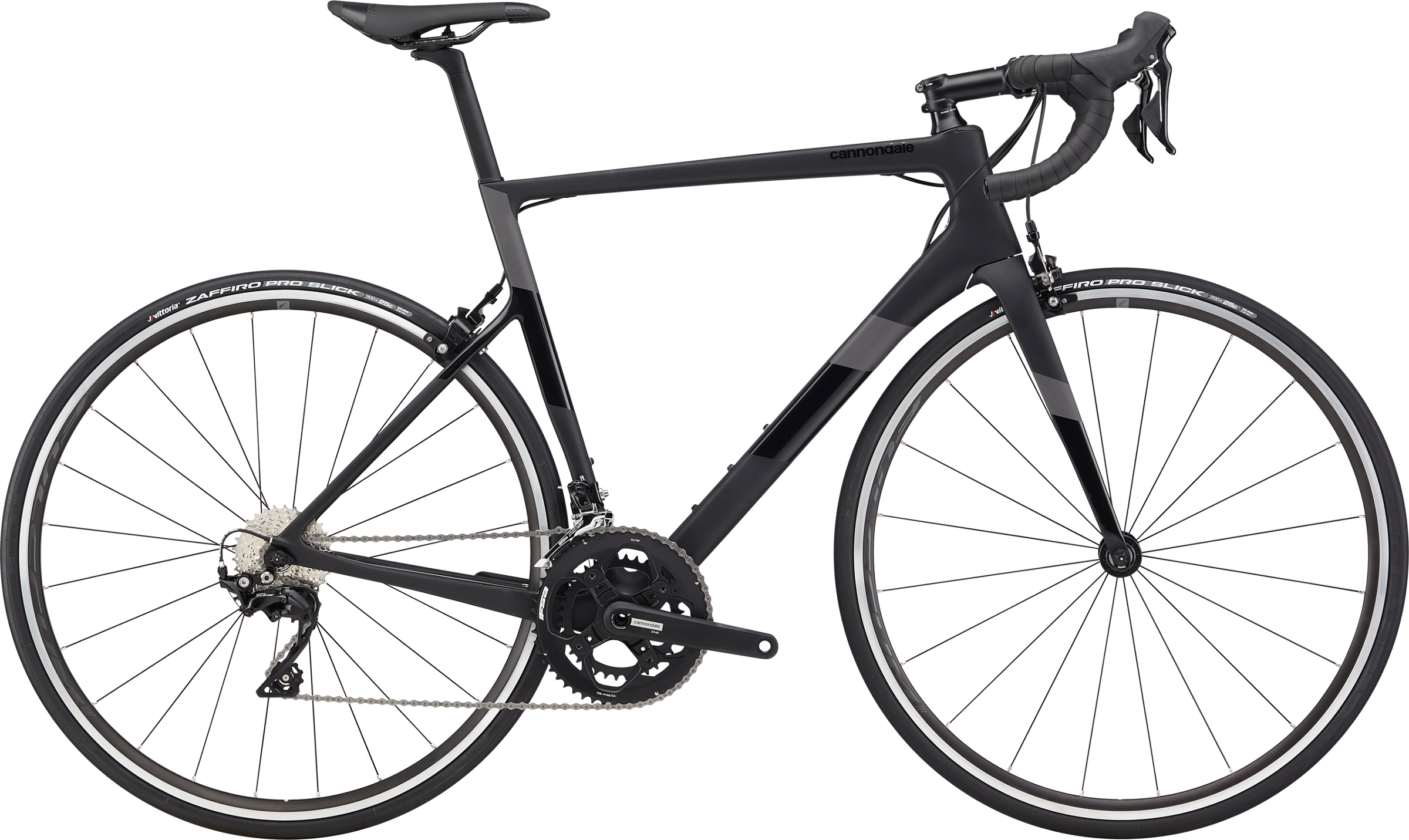 Cannondale Super Six Evo Carbon 105 Road Bike 2020 BBQ Black